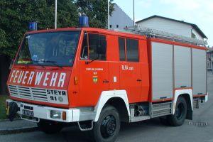 Rüstlöschfahrzeug RLFA 2000